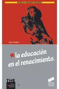 La Educacion En El Renacimiento