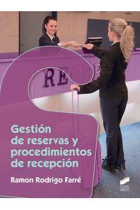Gestion De Reservas Y Procedimientos De Recepcion