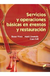 Servicios Y Operaciones Basicas En Eventos Y Restauracion