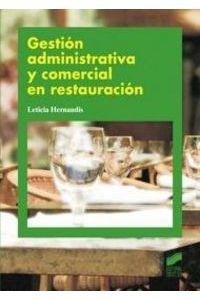 Gestion Administrativa Y Comercial En Restauracion
