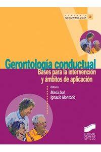 Gerontologia Conductal