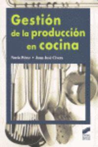 Gestion De La Produccion En Cocina