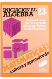 Iniciacion Al Algebra