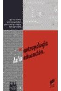 Antropologia De La Educacion