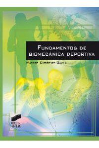 Fundamentos De Biomecanica Deportiva