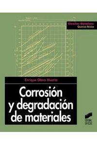 Corrosion Y Degradacion De Materiales