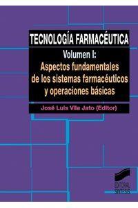 Tecnologia Farmaceutica I