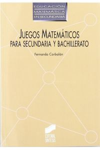 Juegos Matematicos Secundaria Y Bachillerato