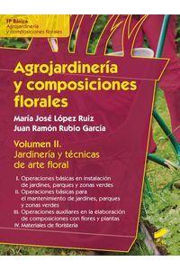 Agrojardineria Y Composiciones Florales Vol 2