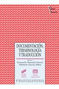 Documentacion Terminologia Y Traduccion