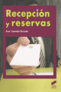 Recepcion Y Reservas