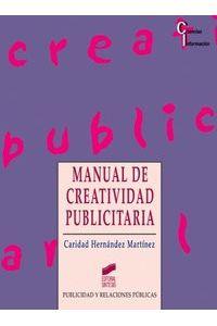 Manual Creatividad Publicitaria