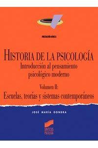 Ha.de La Sicologia II Escuelas Teorias