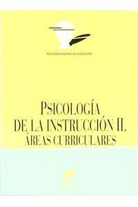 Sicologia Instruccion II Areas Curric.