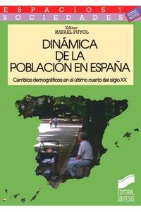 Dinamica Poblacion España