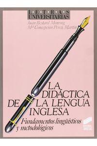 Didactica Lengua Inglesa L.u.