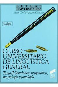 Curso Uni.linguistica II Semantica