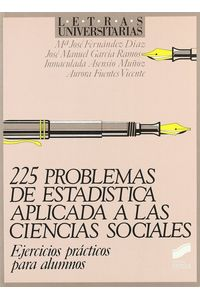 225 Problemas Estadistica Aplicada