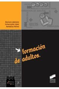 Formacion Del Adulto