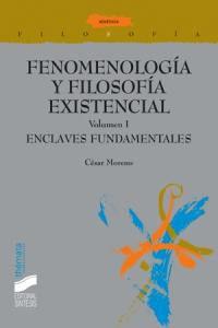 Fenomenologia Filosofia Existencial I Enclaves Fundamentales