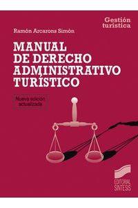 Manual De Derecho Administrativo Turistico
