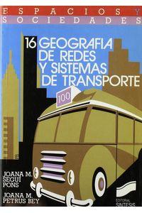 Geografia Redes Y Sist.transportes