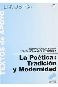 Poetica:tradicion Y Modernidad