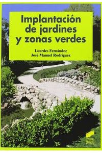 Implantacion De Jardines Y Zonas Verdes