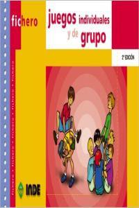 Juegos Individuales Y De Grupo 4ªEd