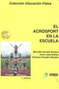 Acrosport En La Escuela+DVD Ne