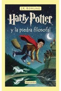 Harry Potter I La Piedra Filosofal