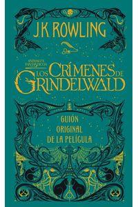 Los Crimenes De Grindelwald Guion Original