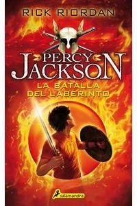 Percy Jackson IV Batalla Del Laberinto