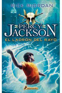 Percy Jackson I Ladron Del Rayo