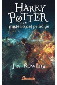 Harry Potter VI Y El Misterio Del Principe