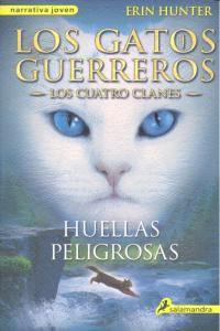 Gatos Guerreros 5 Huellas Peligrosas