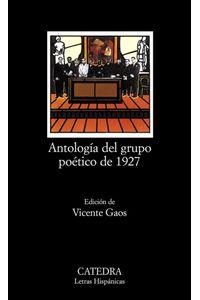 Antologia Grupo Poetico 27 Lh Catedra