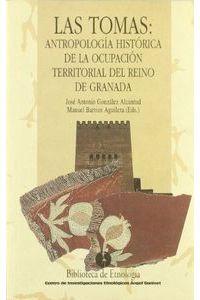 Tomas Antropologia Historica De La Ocupacion Territorial