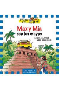 Yellow Van 14 Max Y Mia Con Los Mayas