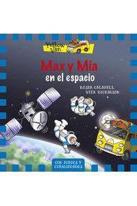 Yellow Van 4 Max Y Mia En El Espacio