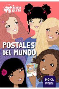 Kinra 10 Postales Del Mundo