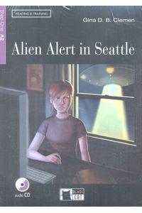 Alien Alert In Seattle+CD Step One A2 Ne