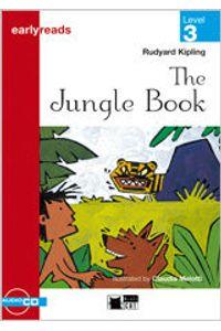 The Jungle Book+CD Level 3