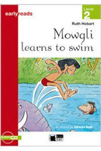 Mowgli Learns To Swim +CD 2 Earlyreads