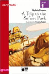 Trip To The Safari Park Book Audio Black Cat Earlyreads