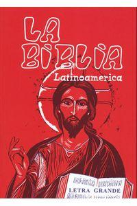 La Biblia Latinoamerica (Letra Grande Rustica)