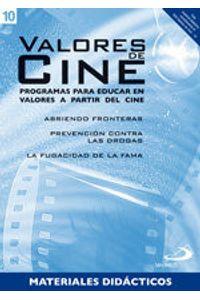 Valores De Cine - 10 - Materiales Didacticos