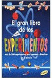 Gran Libro De Los Experimentos