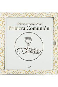 Album Recuerdo MI Primera Comunion Modelo D