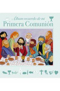 Album Recuerdo MI Primera Comunion Modelo C